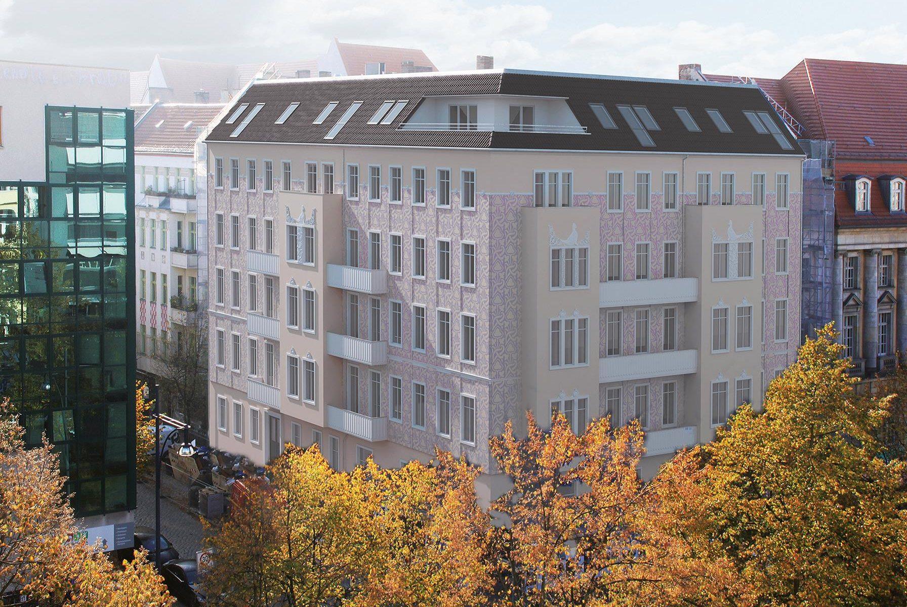 Greifswalder 26 SANUS AG